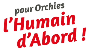 Pour Orchies : l'Humain d'Abord